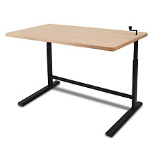 "Rectangular Crank Height Adjustable Table - 60""W, SIU-1615"