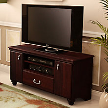 Traditional Mahogany TV Stand, SSF-4316-662