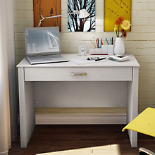 White Laptop Desk, SSF-7050-795