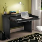 Black Laptop Desk, SSF-7070-795