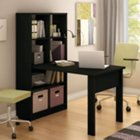 Modern Laptop Desk with Storage, SSF-7270798