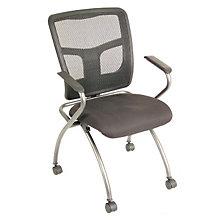 Mesh Back Nesting Chair, STL-7794