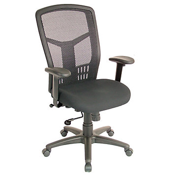 Mesh High-Back Ergonomic Computer Chair, 7701S