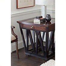 "Avalon Heights End Table with Drawer - 28""W, 8804768"