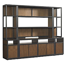 "Montreux Storage Wall - 103.875""W, 8804785"