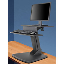 Clayton Desktop Sit to Stand Station, 8807966