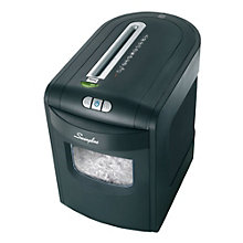 6 Gallon Cross Cut Level P3 Paper Shredder, 8801958
