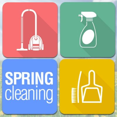 Spring Cleaning for Your Waiting Room/Lobby