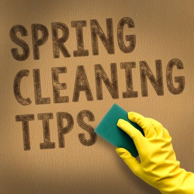 Furniture Spring Cleaning Tips: How To Clean Laminate, Leather & Vinyl