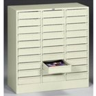 Legal Size 30-Drawer Cabinet, TES-3085