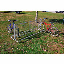 Modern Double Sided Portable Bike Rack, ULT-5503-8