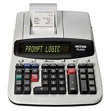 Desktop Calculator with 14-Digit Backlit Display, UNE-VCTPL8000