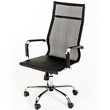 Modrest High Back Computer Chair in Mesh, 8804951