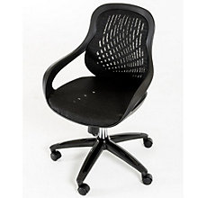 Modrest Mesh Back Task Chair with Fabric Mesh Seat, 8804953