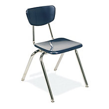 "16"" Stack Chair 2nd-4th Grades, VIR-3016"