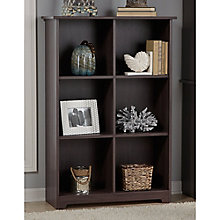 "Cabot Six Cube Bookcase - 46.57""H, 8804741"