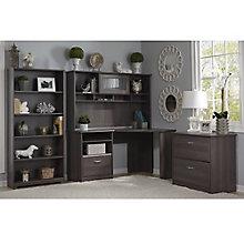 Cabot Corner Desk Set, 8804875
