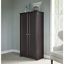 Cabot Two Door Tall Storage Cabinet, 8804749