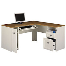 L -Shape Desk with Right Return, 8802632