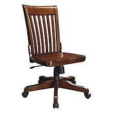 Flagstaff Armless Office Chair, 8804677