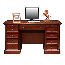 "Canyon Ridge Computer Desk - 57""W, 8803305"