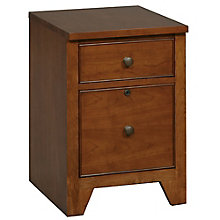 "Topaz Two Drawer File Cabinet - 16""W, 8803341"