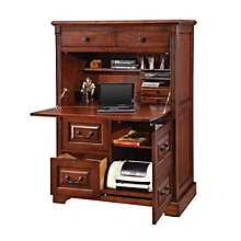 "Country Cherry Computer Armoire - 41""W, 8803380"