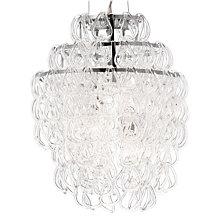 Cascade Glass Ceiling Lamp, ZUO-50030