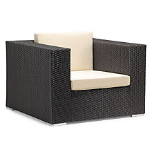 Cartagena Outdoor Arm Chair, ZUO-701000
