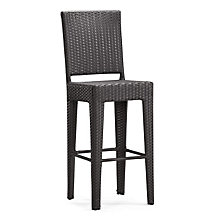Anguilla Outdoor Bar Height Stool, ZUO-701142