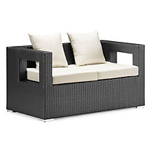 Algarve Two Seat Outdoor Sofa, ZUO-701155