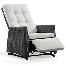 Daytona Rocking Outdoor Recliner Chair, ZUO-701374
