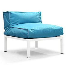 Copacabana Cushioned Outdoor Middle Chair, ZUO-70180