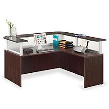 Reception L Desk, BOC-10109