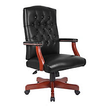 Set of 6 Traditional Conference Chairs, 8804211