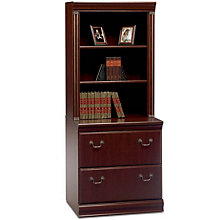 Harvest Cherry Lateral File with Hutch, OFG-LF1016