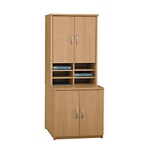 Storage Cabinet with Hutch, OFG-CH0010