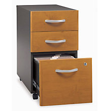 3-Drawer Mobile File, BUS-WC53