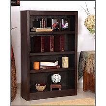 "Midas Four Shelf Bookcase - 48""H, CIW-MI3048"