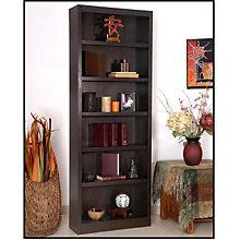 "Midas Six Shelf Bookcase - 84""H, CIW-MI3084"