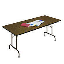 "Laminate Folding Table - 30"" x 72"", COR-CF3072M"