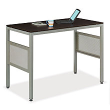 "At Work Standing Height Desk - 60""W, NBF-AW50187N"