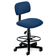 Low Back Drafting Stool, ERC-E13501-ST