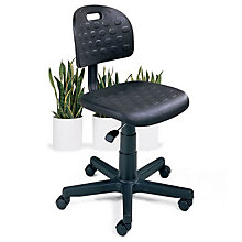 Soft-Tough Polyurethane Task Chair, ERC-E22321