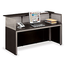 "At Work Reception Desk - 72"" x 29"", OFG-RS0062"
