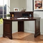 Belcourt Corner Desk with Hutch, TKE-10690