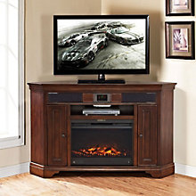Belcourt Corner Fireplace TV Stand, ERE-01218