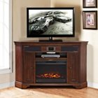 Belcourt Corner Fireplace TV Stand, TKE-10692