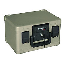 SureSeal Fire and Water Chest with .15 cu ft Capacity, 8802060