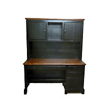 "Laptop Desk w/Hutch 60"", OFG-DH0064"